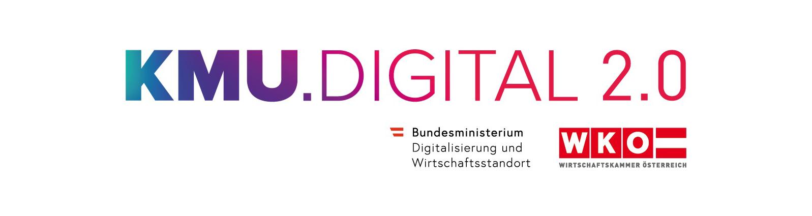 KMU Digital Logo